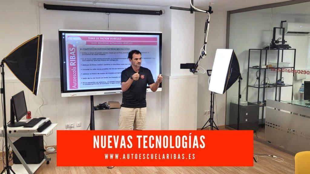 nuevas tecnologías en Ribas