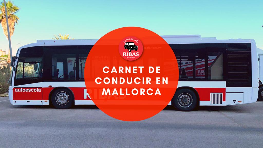 Carnet de conducir en Mallorca